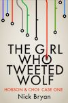 The Girl Who Tweeted Wolf Cover