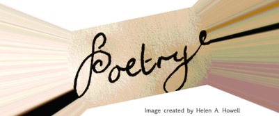 Poetry in cursive